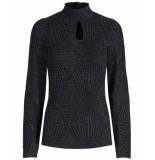 Y.A.S T-shirt 26015991 yasloretta zwart