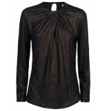 Summum Shirt 3s4339-30405 zwart