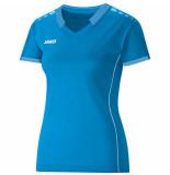 Jako Indoorshirt dames 4016-89 blauw
