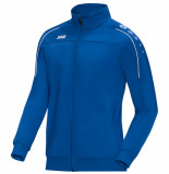 Jako Polyestervest classico 9350-04 blauw