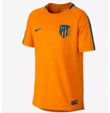 Nike Atm youth nk dry sqd top ss gx cl 921191-833 oranje