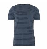 Brunotti Grosman mens t-shirt 1911069121-0460 blauw
