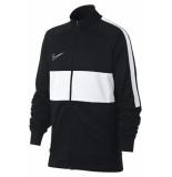 Nike B nk dry acdmy trk jkt i96 k av5419-010 zwart