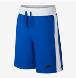 Nike B nk air short su19 ci0911-480 blauw