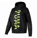 Puma Hit feel it sweat jacket 518323-01 zwart