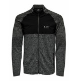 First Velo hybrid ls zip sweat 15175937