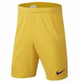 Nike Fc barcelona uitbroekje 2019-2020 kids geel