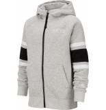 Nike B nk air hoodie fz bv3590-050 zwart