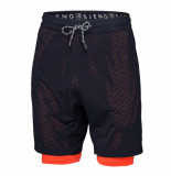Sjeng Sports Ss men short roy roy-o035 oranje