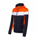Sjeng Sports Ss men hooded jacket sid sid-o035 oranje