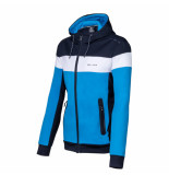 Sjeng Sports Ss men hooded jacket sid sid-n091 blauw