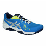 Asics Gel-challenger 12 clay 1041a048-400 blauw