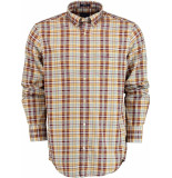 Gant Winter twill heather reg b 3011430/605 bordeaux