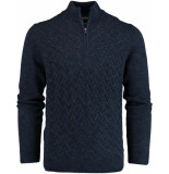 Baileys 928480 pullovers 100% katoen blauw