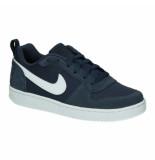 Nike Court borough low pe (gs) bq7566-400 blauw