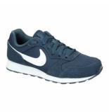 Nike Md runner 2 pe (gs) bq8271-400 blauw