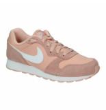 Nike Md runner 2 pe (gs) av5110-600 rood