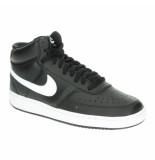 Nike Wmns court vision mid cd5436-001 zwart