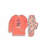Charlie Choe Pyjama life is short roze