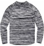 G-Star Core solli straight r knit l\s zwart