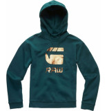 G-Star Graphic 21 lynaz hooded sweat groen
