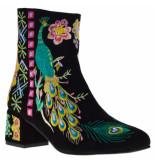 Taft Footwear Enkellaarzen zwart