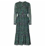 Lollys Laundry Jurk 19374 2045 anastacia groen