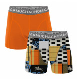 Muchachomalo 2-pack men cotton modal hunter