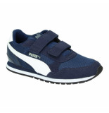 Puma St runner v2 mesh v ps 367136-001 blauw