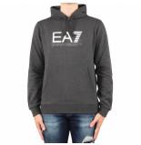 EA7 Weathirt grijs