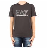 EA7 T-hirt bruin