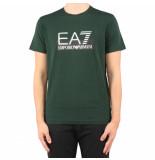 EA7 T-hirt groen