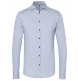 Desoto Dress hemd 97007-3 blauw