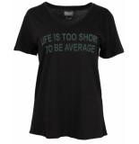 Elias Rumelis T-shirt 193-2071 er samantha zwart