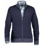 State of Art Vest 16329850 blauw