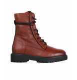 PS Poelman Veter boots leta-02 naplack ecru