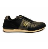 Pantofola d'Oro Pantofola d'oro veterschoenen umito low zwart