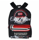 Geographical Norway Sterling black zwart