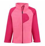 Color Kids Meisjes fleece vest rafting roze