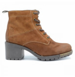 Fly London Women logger cognac bruin