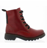 Fly London Women ronin red rood