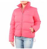 Tommy Hilfiger Tjw modern puffa jacket rood