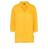 DIDI Basic blouse geel