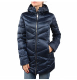 EA7 Downjacket blauw