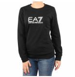 EA7 Sweatshirt zwart