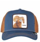 Goorin Bros. Big horn baseball cap blauw