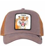 Goorin Bros. Eye of the tiger cap bruin