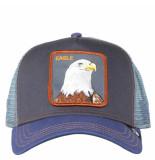 Goorin Bros. Eagle cap blauw