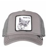 Goorin Bros. Silver fox cap grijs