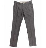 Mason's Mason's pantalon mte69s4 torino grijs